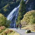 Powerscourt Waterfall & Gardens